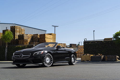 Mercedes-benz S Class On Espoto