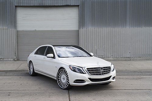 Mercedes-benz S Class On Disegno