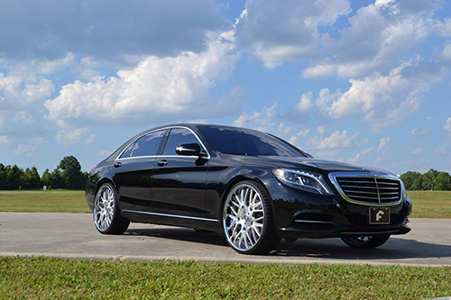 Mercedes-benz S Class On Fratello