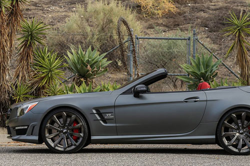 Mercedes-benz Sl Class On F2.04