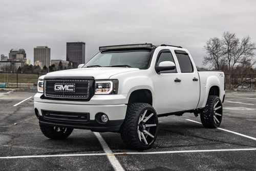 Other Makes Gmc On Flow Terra 005