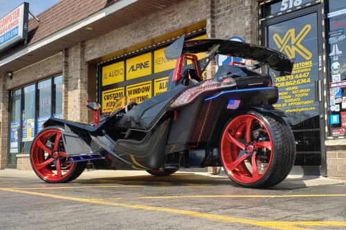 Polaris Slingshot On Appuntito-ECL