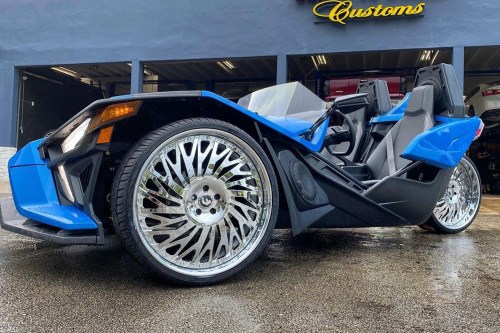 Polaris Slingshot On BiaForca