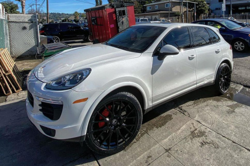 Porsche Cayenne On Flow 001