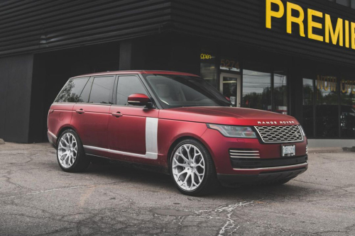 Range Rover Hse On Drea-M