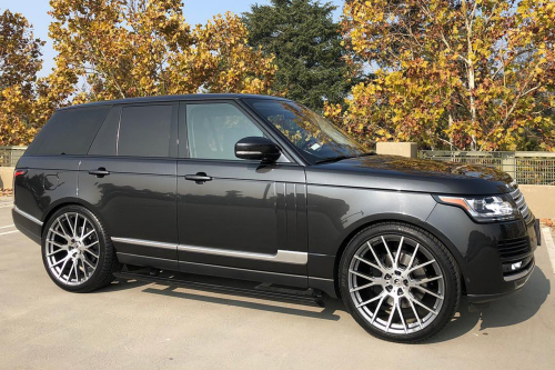 Range Rover Hse On Flow 001