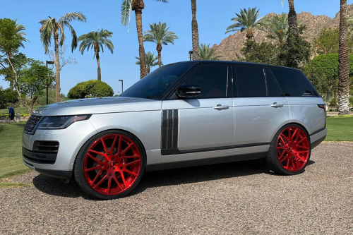 Range Rover Hse On Maglia-ECL