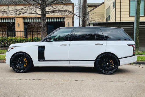 Range Rover Hse On Maglia-M