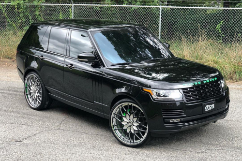 Range Rover Hse On Niddo-B