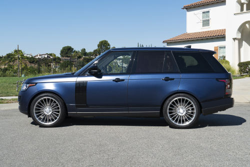 Range Rover Hse On Tec Mono 1.1