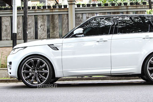 Range Rover Sport On F2.04