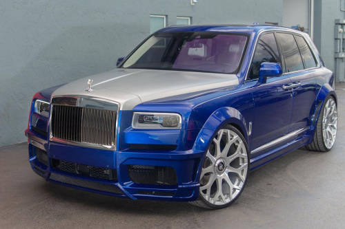 Rolls Royce Cullinan On Drea-M