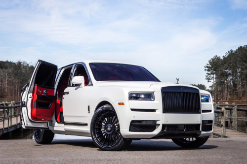 Rolls Royce Cullinan On TEC 3.1