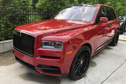 Rolls Royce Cullinan On TEC 3.6