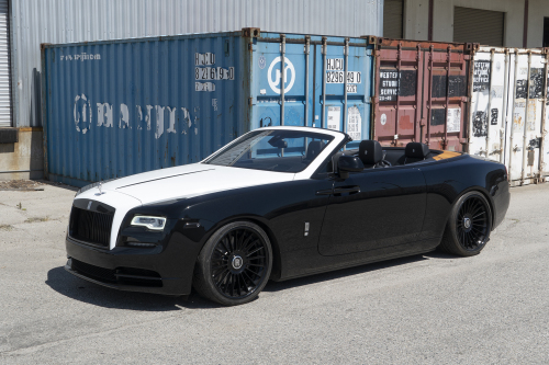 Rolls Royce Dawn On TEC 3.1