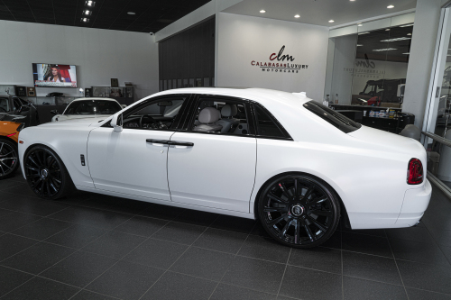 Rolls Royce Ghost On Lavorato-M