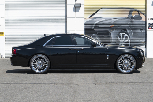Rolls Royce Ghost On TEC 3.1