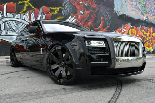 Rolls Royce Ghost On Otto-M