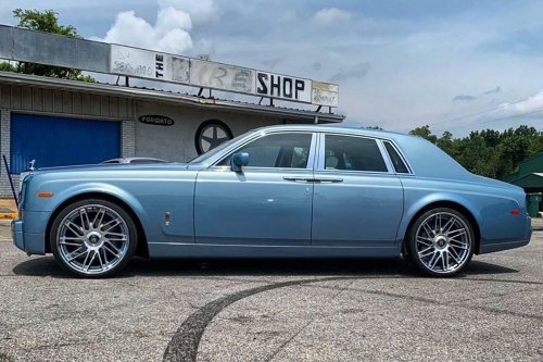 Rolls Royce Phantom On TEC 3.6