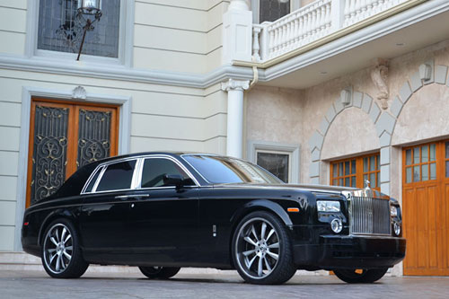 Rolls Royce Phantom On F2.04