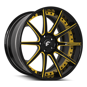 FORGIATO WHEELS,FORGIATO 2.0 SERIES,S206