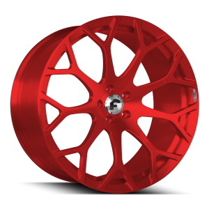 Finish: Wheel-red