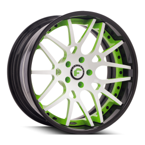 Finish: Carbon Fiber,  White,  Lime Green