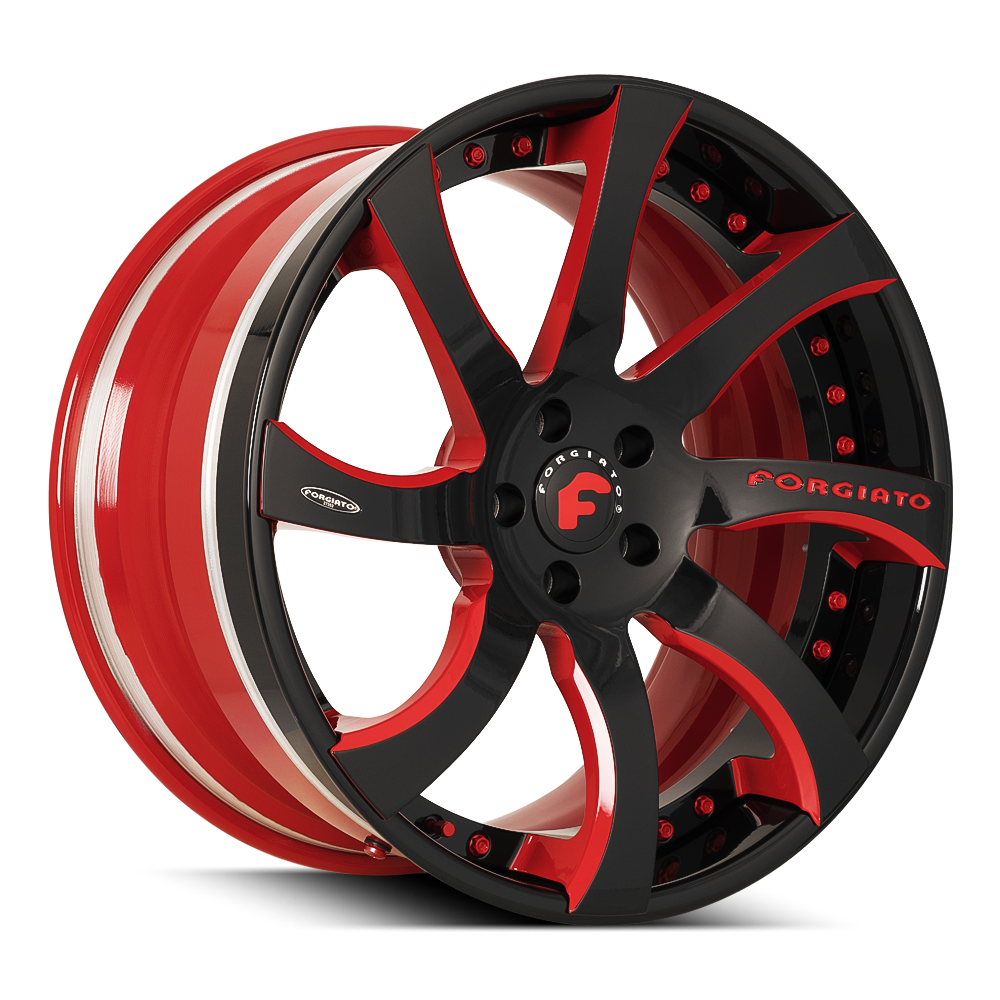 FORGIATO WHEELS,FORGIATO SERIES,QUATTRESIMO-ECL