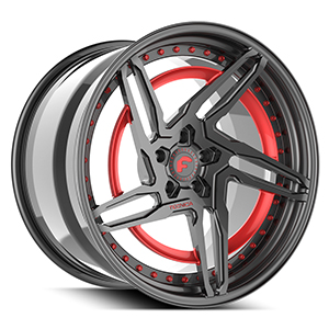 FORGIATO WHEELS,TECNICA SERIES,TEC 2.1-R