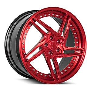 FORGIATO WHEELS,TECNICA SERIES,TEC 2.1