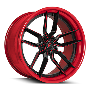 FORGIATO WHEELS,TECNICA SERIES,TEC 3.9
