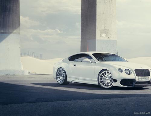 Yo Gotti's Bentley Continental GT | Forgiato