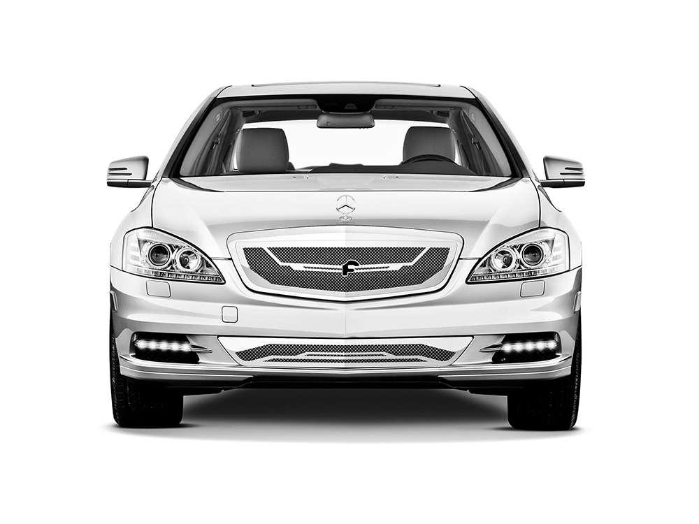 Grilles for Mercedes benz grills