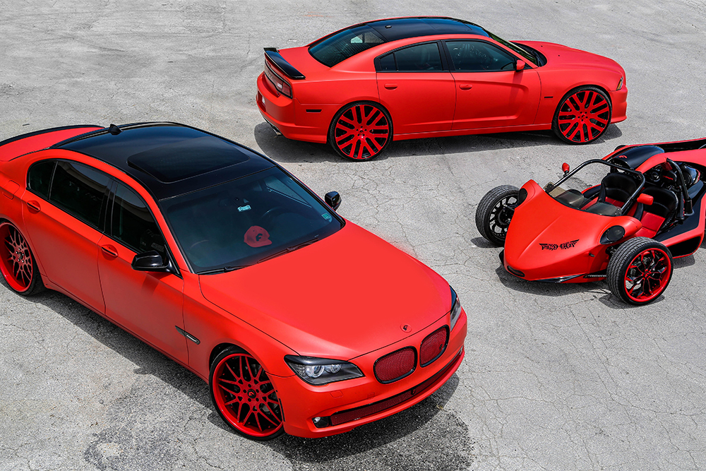 Custom Car Paint Website