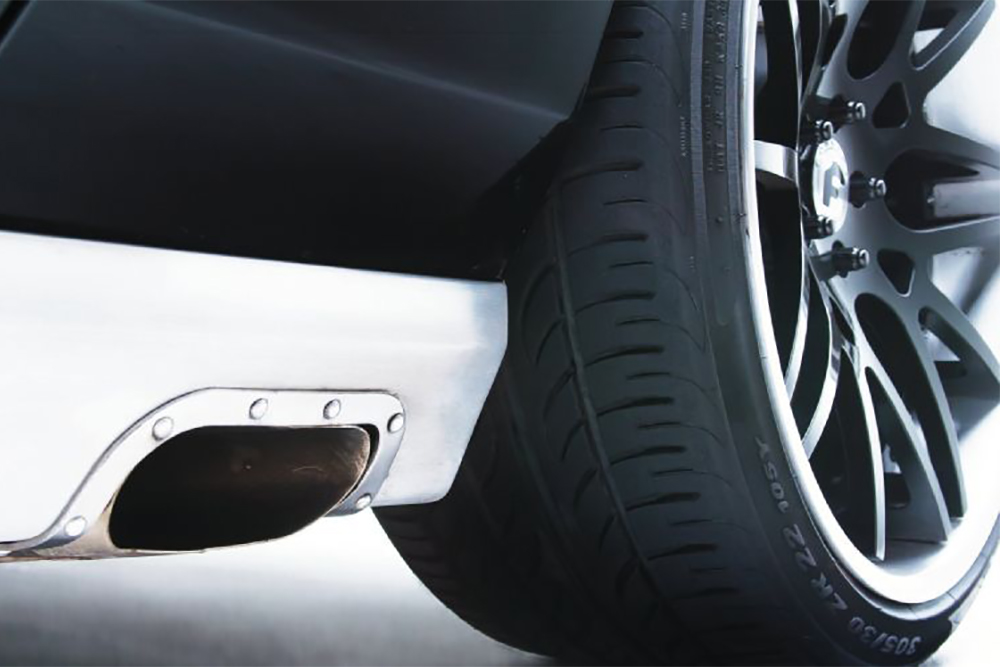 2014 Ford Mustang 5 0 Custom Side Exhaust