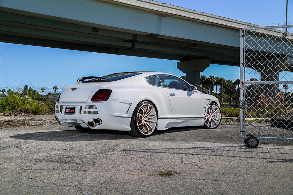Yo Gotti S Bentley Continental Gt