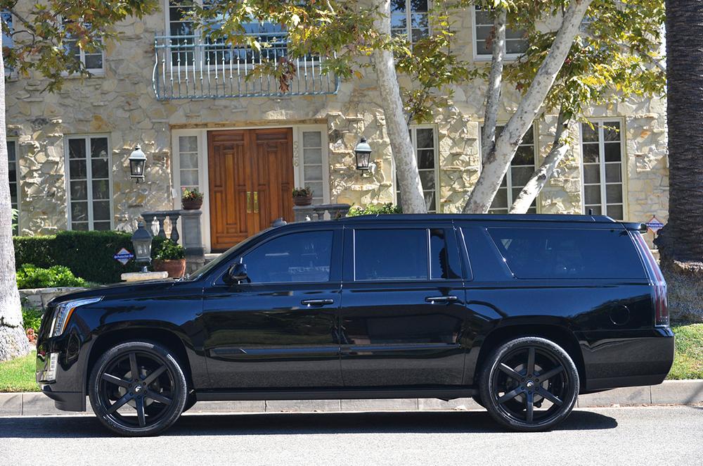 Cadillac Escalade Black Forgiato2 F220 4 10302014