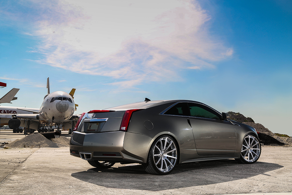 Cts On Concave Wheels