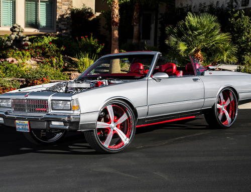 1989 Box Chevy On Brushed 24 S Forgiato