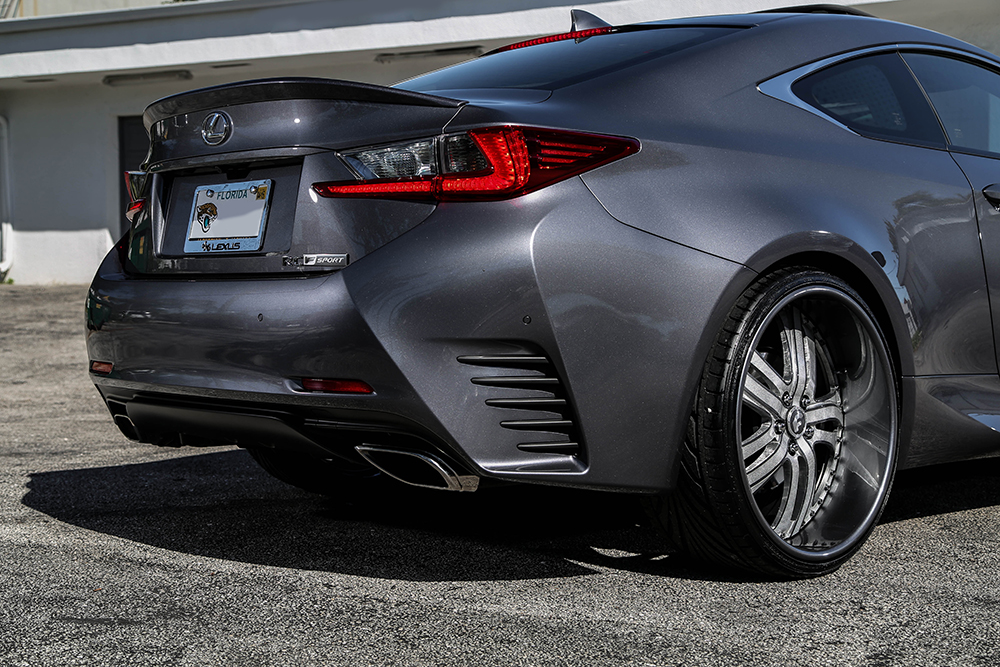 2015 Lexus Rcf On Rasoio