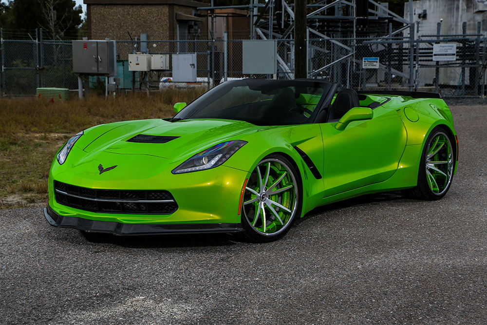 2017 Corvette Stingray >> Corvette C7 on F-2.01