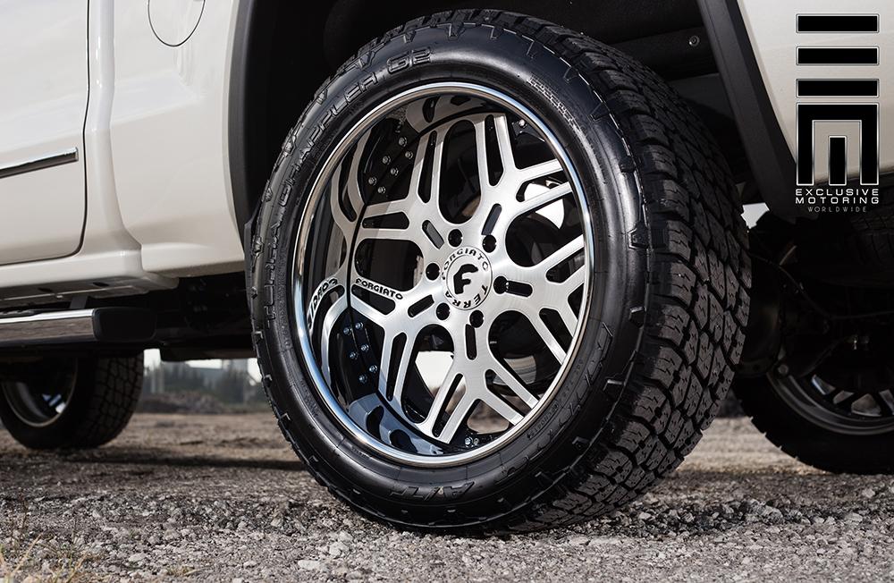 20 Gmc Wheels >> 2015 GMC Sierra Denali on Off-Road Terra