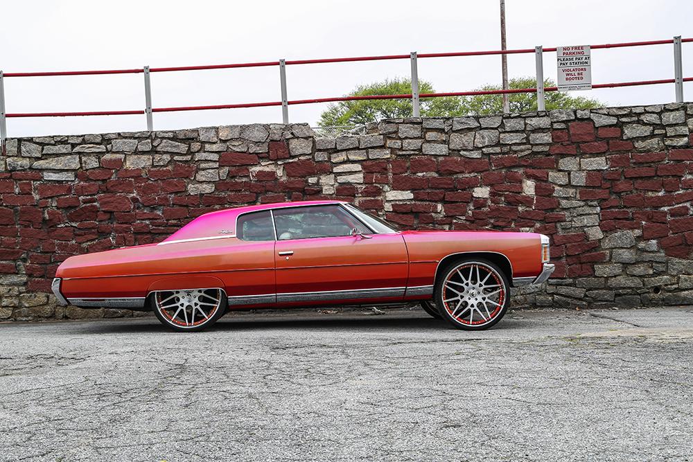1971 Impala on 26 Maglia