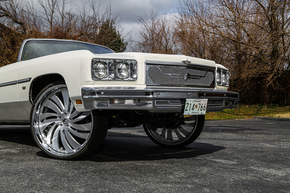 1975 Caprice by Rim Source Motorsports