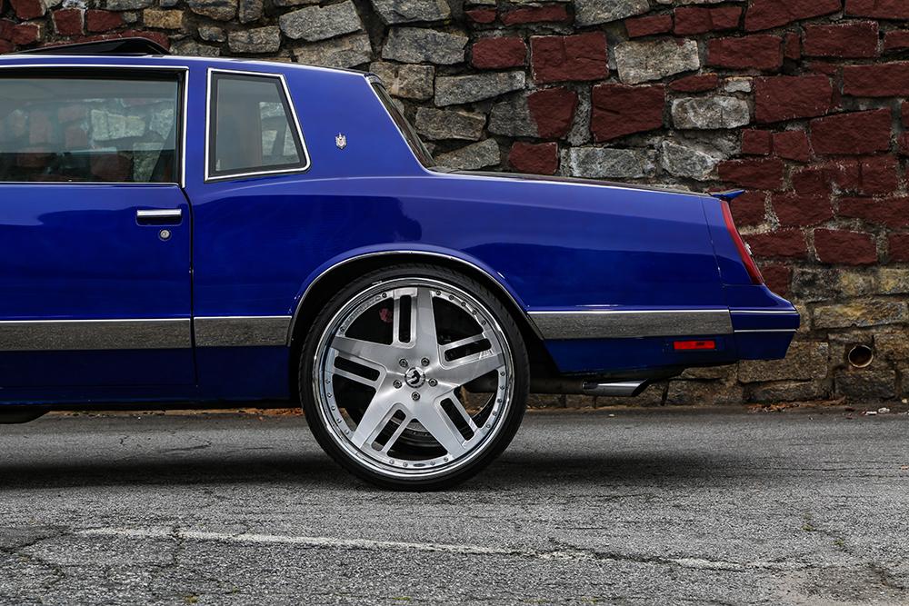 1988 Monte Carlo LS on 24 Veccio