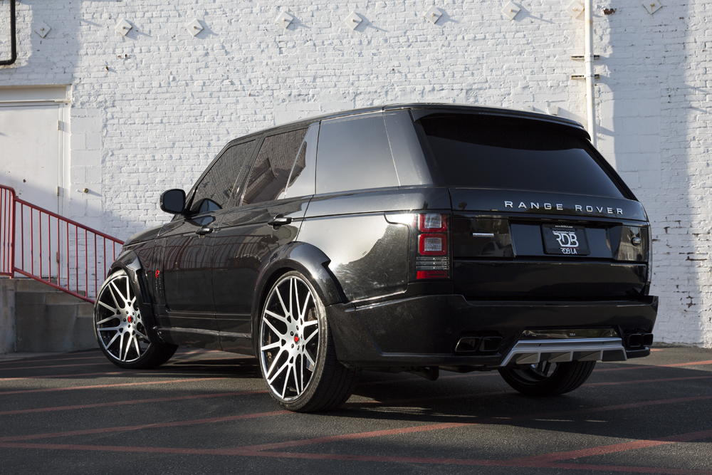 Widebody Range Rover by RDB
