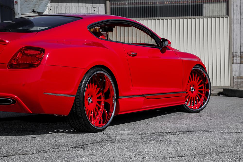 Widebody Bentley Gt