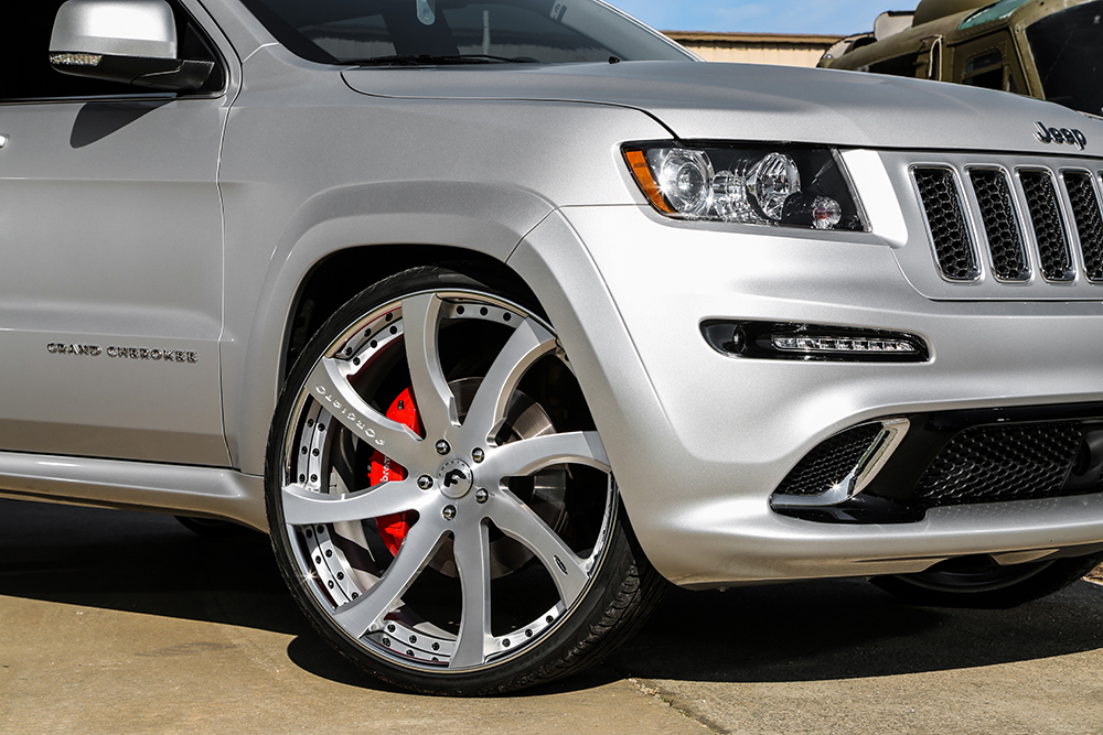 Jeep Suv 2015 >> The Grandest Of Them All – SRT8 Grand Cherokee On 26 ...