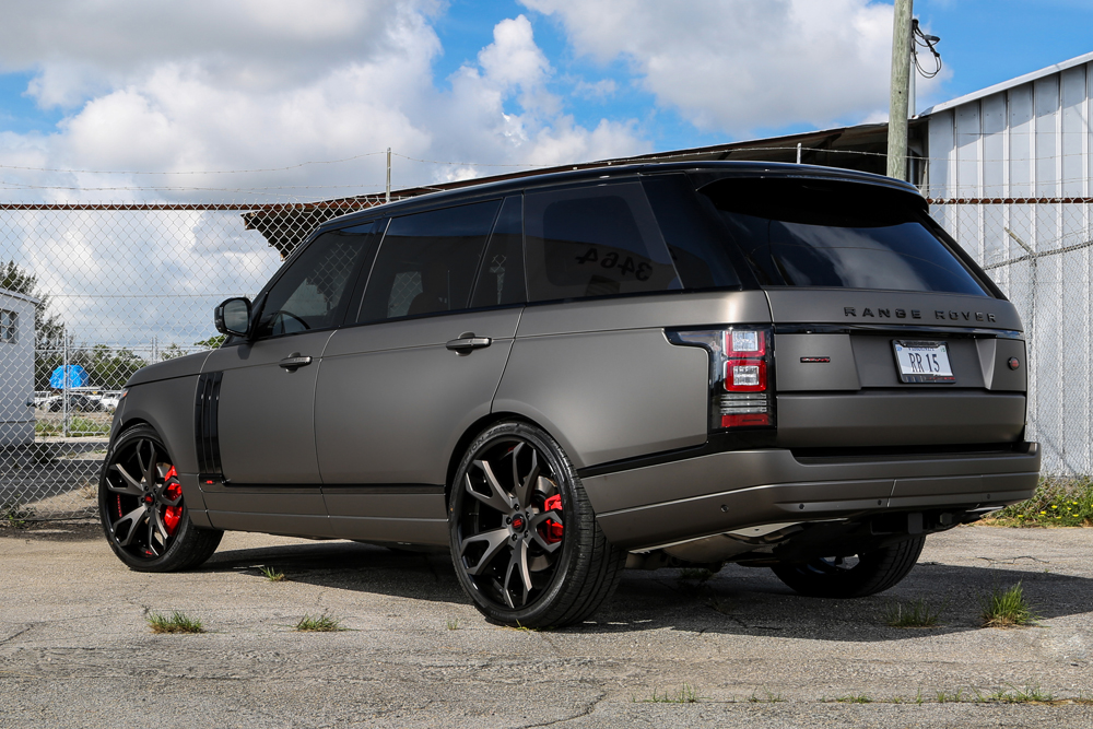 50 Shades Of Rover Range Rover L On 24 F2 19