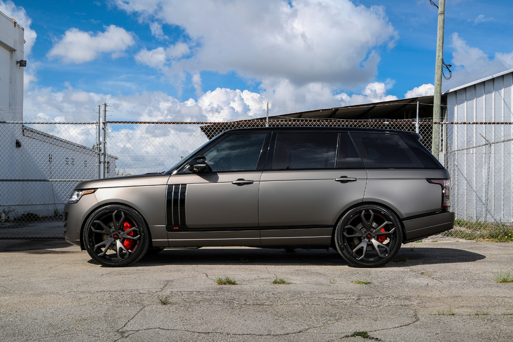"""Used Range Rovers >> 50 Shades Of Rover – Range Rover L On 24"""" F2.19"""
